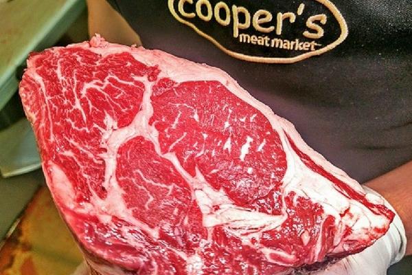 Cooper's